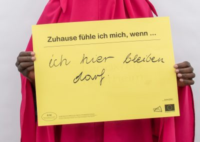 Bunte-Poster-Abfrage